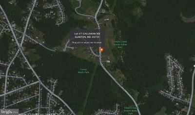 Clinton Residential Lots & Land For Sale: Lot #7 Gallahan Road