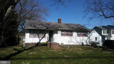 Accokeek Single Family Home Active Under Contract: 14413 Livingston Road