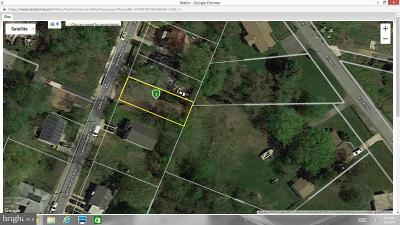 Capitol Heights Residential Lots & Land For Sale: 614 Capitol Heights Boulevard