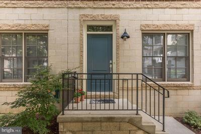 Hyattsville Townhouse For Sale: 5609 44th Avenue