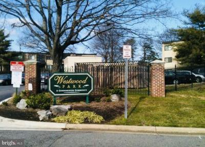 District Heights Condo Under Contract: 6301 Hil Mar Drive #4-1