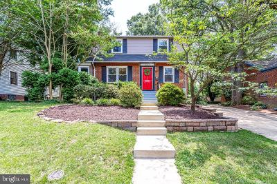 Cheverly Single Family Home For Sale: 5807 Carlyle Street