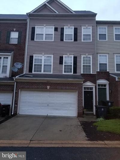 Upper Marlboro Townhouse For Sale: 4806 Stilton Court #53