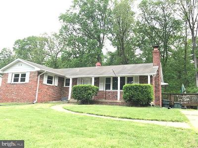 College Park Rental For Rent: 9214 Saint Andrews Place
