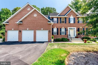 Upper Marlboro Single Family Home For Sale: 9050 Trumps Hill Road