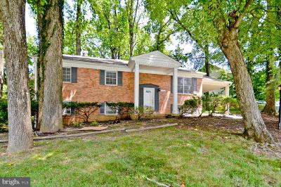 Upper Marlboro Single Family Home For Sale: 11706 N Marlton Avenue