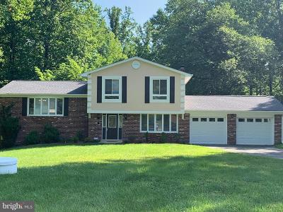 Upper Marlboro MD Single Family Home For Sale: $465,000