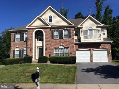 Bowie, Upper Marlboro Single Family Home For Sale