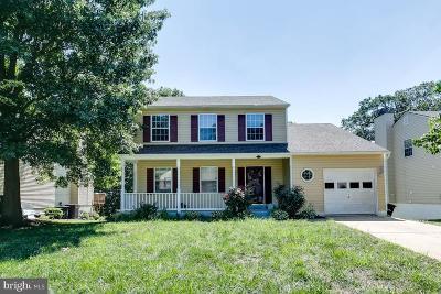 Lanham Single Family Home For Sale: 9117 McHenry Lane