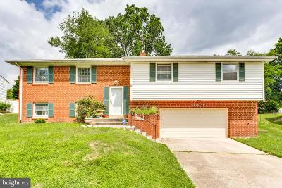 Upper Marlboro Single Family Home For Sale: 10908 Wharton Drive