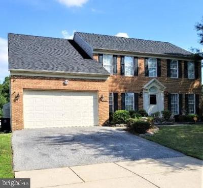 Fort Washington Single Family Home For Sale: 7905 Webster Lane