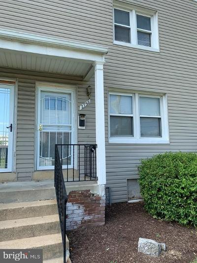 Temple Hills Rental For Rent: 2758 Iverson Street #74