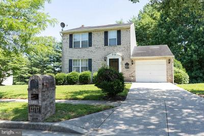 Upper Marlboro Single Family Home For Sale: 12717 Richland Place
