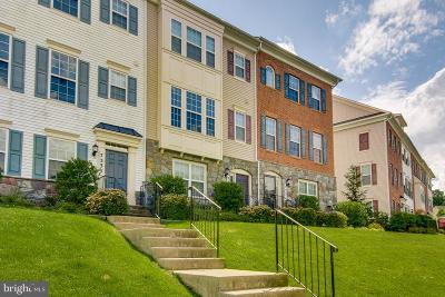 Laurel Townhouse For Sale: 7333 Archsine Lane