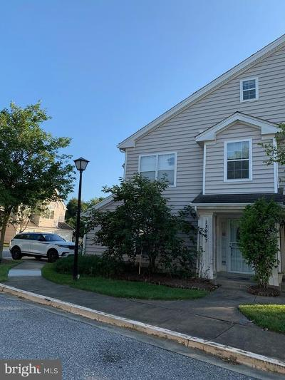Upper Marlboro Townhouse For Sale: 13963 King George Way #342
