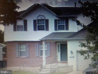Glenarden Single Family Home For Sale: 3106 Lavall Court