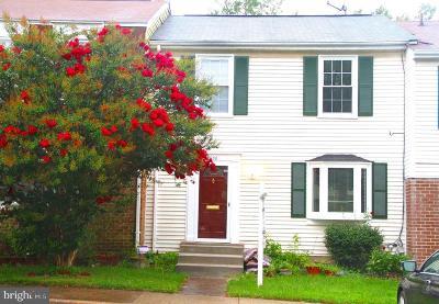 Laurel Townhouse For Sale: 6938 Scotch Drive