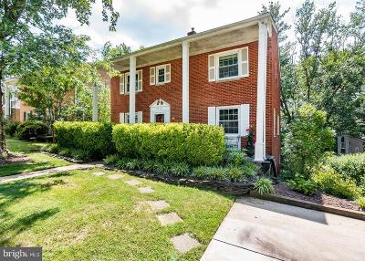 Cheverly Single Family Home For Sale: 3116 Laurel Avenue