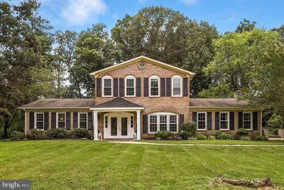 Upper Marlboro Single Family Home For Sale: 1913 Rose Place