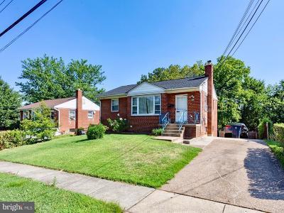 Hyattsville Single Family Home Under Contract: 6604 Stockton Lane