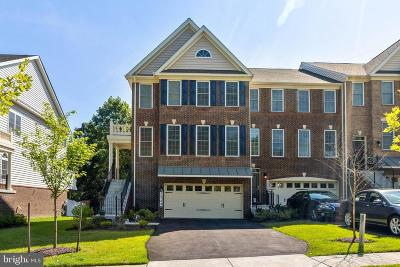 Upper Marlboro Townhouse For Sale: 10708 Flying Change Court