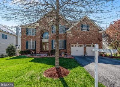 Upper Marlboro Single Family Home For Sale: 11303 Marlboro Ridge Road