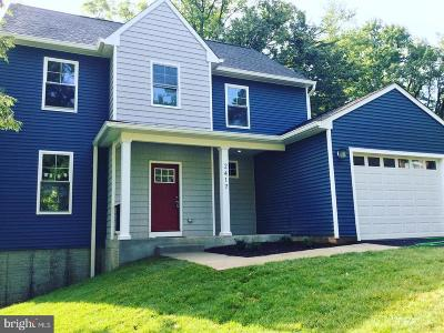 Cheverly Single Family Home For Sale: 2417 Parkway