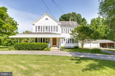 Clinton Single Family Home Under Contract: 13010 Piscataway Road