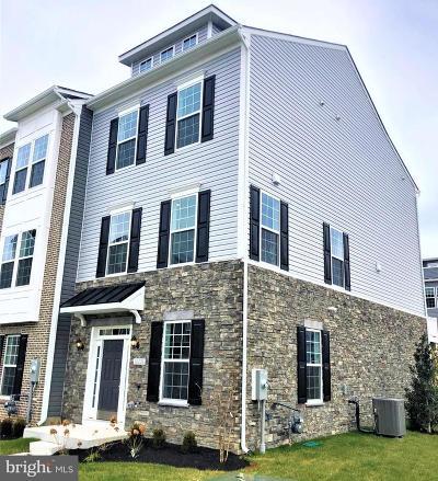 Lanham Townhouse For Sale: Homesite C14 Windsor Oaks Way