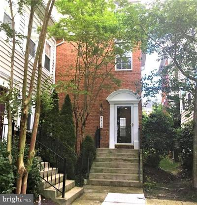 Suitland Rental For Rent: 5535 Hartfield Avenue