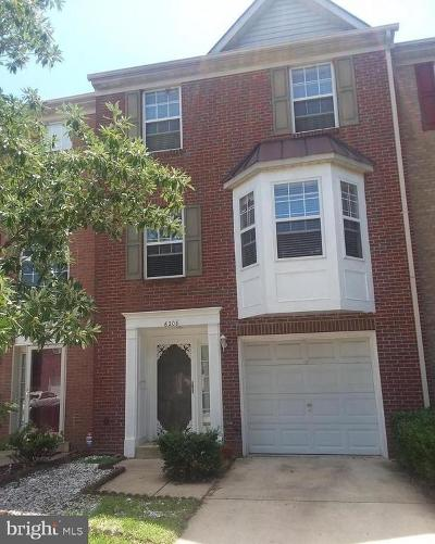 Fort Washington Rental Under Contract: 6208 Kildare Court