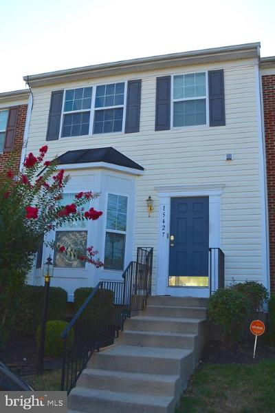 Brandywine Townhouse For Sale: 15427 Kennett Square Way