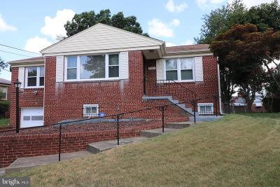 Temple Hills Single Family Home For Sale: 2108 Keating Street