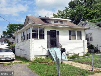 Hyattsville Single Family Home For Sale: 4819 48th Avenue
