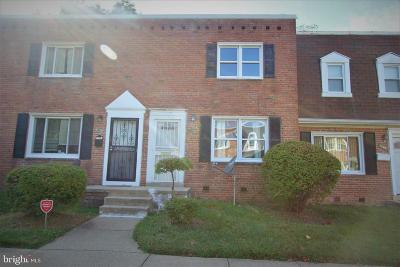 Temple Hills Condo For Sale: 3821 26th Avenue