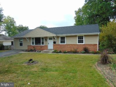 Prince Georges County Single Family Home For Sale: 4233 Powder Mill Road