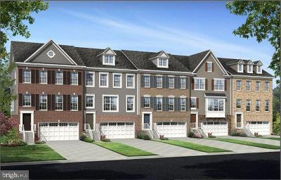 Prince Georges County Townhouse For Sale: 12921 Rustic Rock Lane