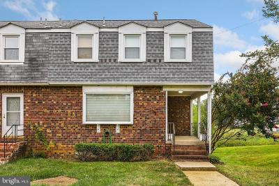 Upper Marlboro Condo Under Contract: 120 Old Enterprise Road #115
