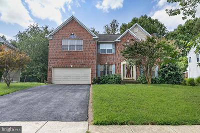 Bowie Single Family Home For Sale: 17111 Russet Drive