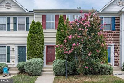 Prince Georges County Townhouse For Sale: 7104 Beissel Court