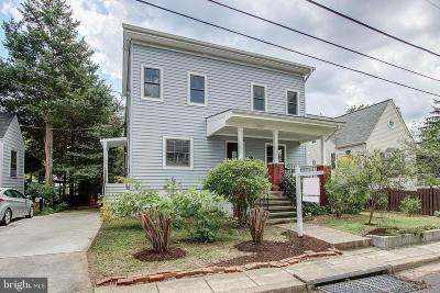 Prince Georges County, Charles County Single Family Home For Sale: 4707 Fordham Road