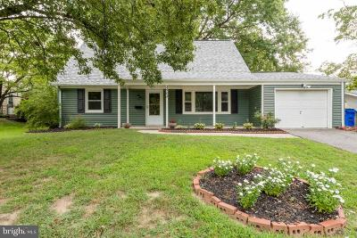Bowie Single Family Home For Sale: 3903 Chapel Forge Drive