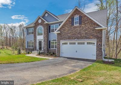 Upper Marlboro Single Family Home For Sale: 10407 Del Ray Court