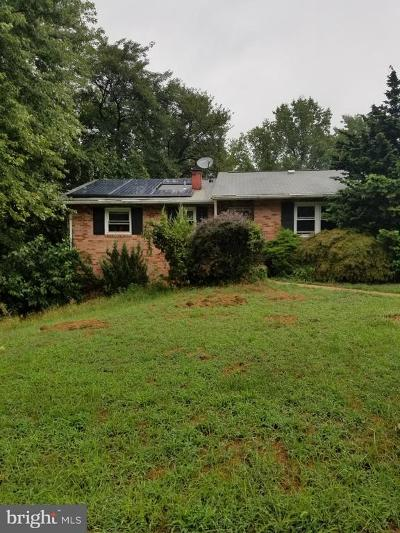 Temple Hills Single Family Home For Sale: 6902 Mackson Drive