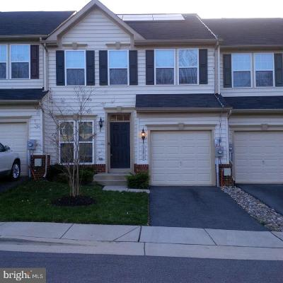 Accokeek Townhouse For Sale: 13817 Catzell Court