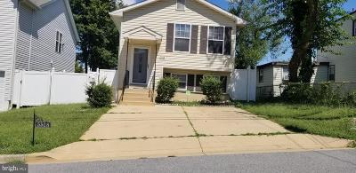 Capitol Heights Single Family Home For Sale: 5508 Dole Street
