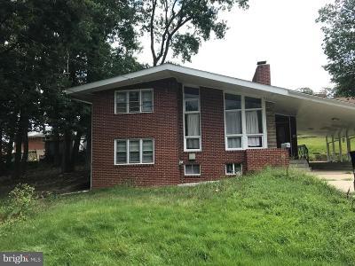 Hyattsville Single Family Home For Sale: 7512 Ingraham Street