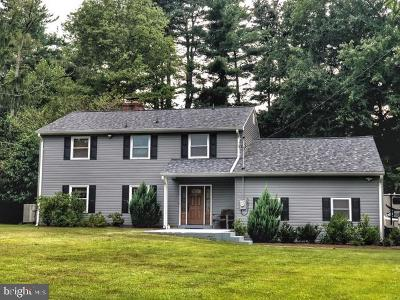 Upper Marlboro Single Family Home For Sale: 3111 Merrydale Drive