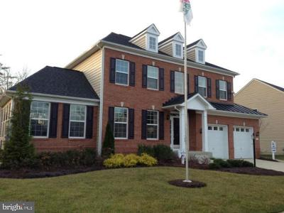 Brandywine Single Family Home For Sale: 13205 Old Liberty Lane