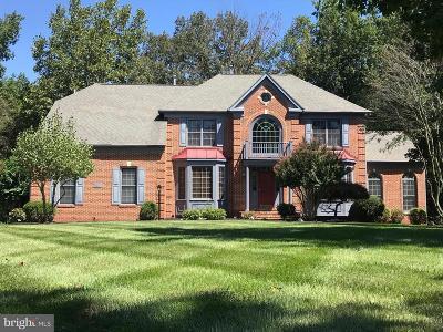 Bowie Single Family Home Active Under Contract: 2001 Woodvale Lane